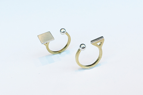 3 shapes ring