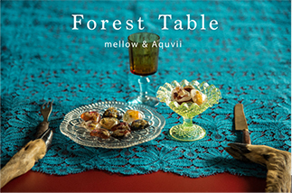 mellow / forest table