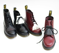 Dr.Martens customized by Aquvii