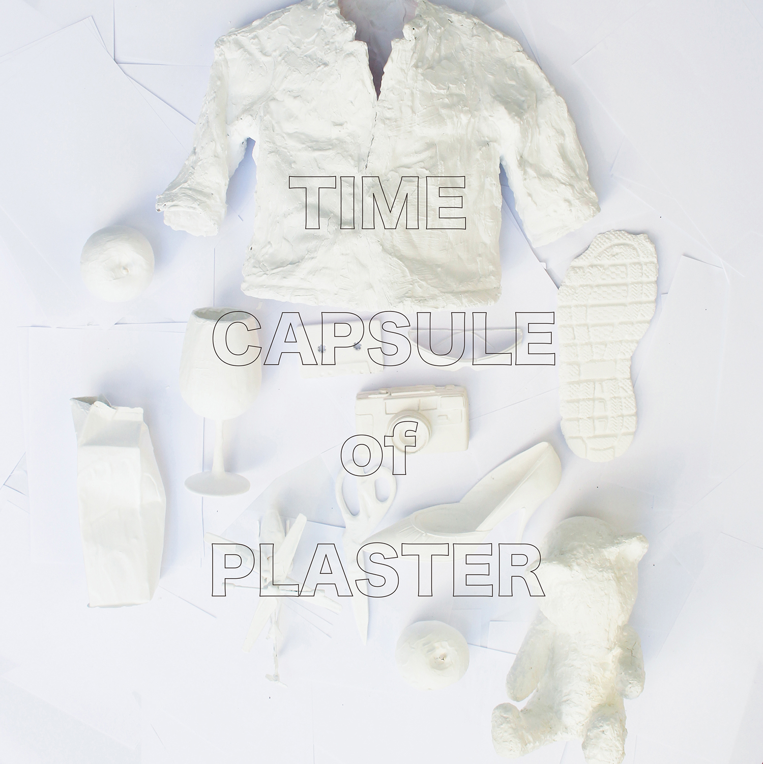 TIME CAPSULE of PLASTER